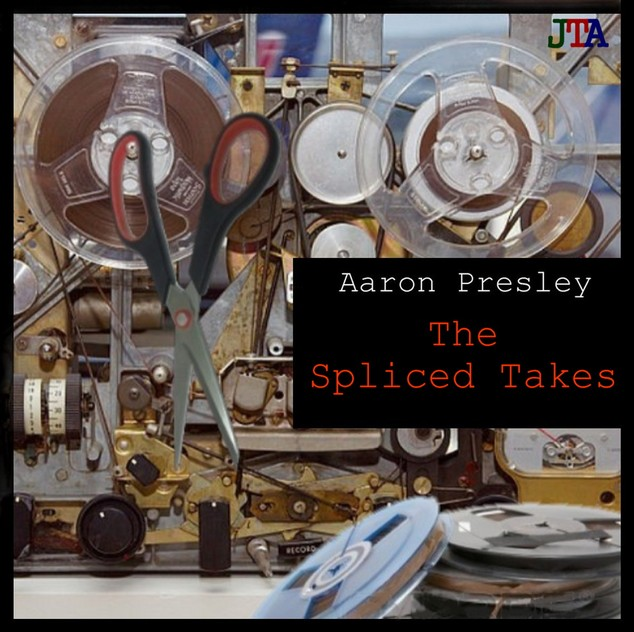 Aaron Presley The Spliced Takes CD - Elvis new DVD and CDs Elvis