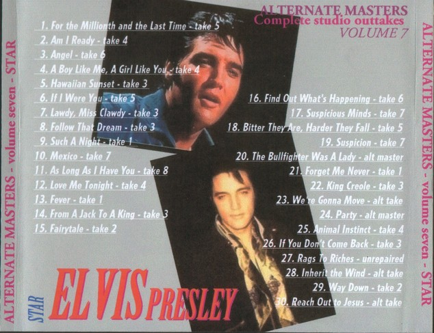 Elvis Presley - The Complete 50's Masters (1992 ...