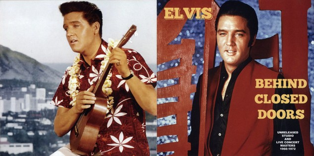 Behind Closed Doors New 2018 CD release - Elvis new DVD and CDs