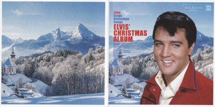 Elvis Christmas Album.Elvis Christmas Album Cd 2016 Edition From Elvis One Label
